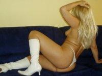 Blond Katka Zlín