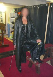 Madam Ella - Kingdom Dominatrix Virginie, Prostějov