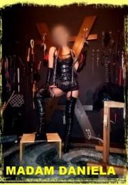 Daniela, Incall, Escort, SM Studio Praha 8
